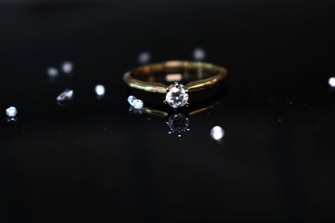 Solitaire Ring .25CT
