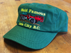 WORLD FAMOUS JADE CITY DELTA TRUCKER HAT