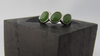 JADE OVAL TRIO RING