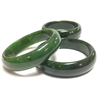 High-Grade Wolverine-Cut Jade Bangle