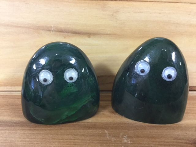 Jade Pet Rock, sold individually