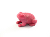 RHODONITE FROG, 2INCH, 50% OFF