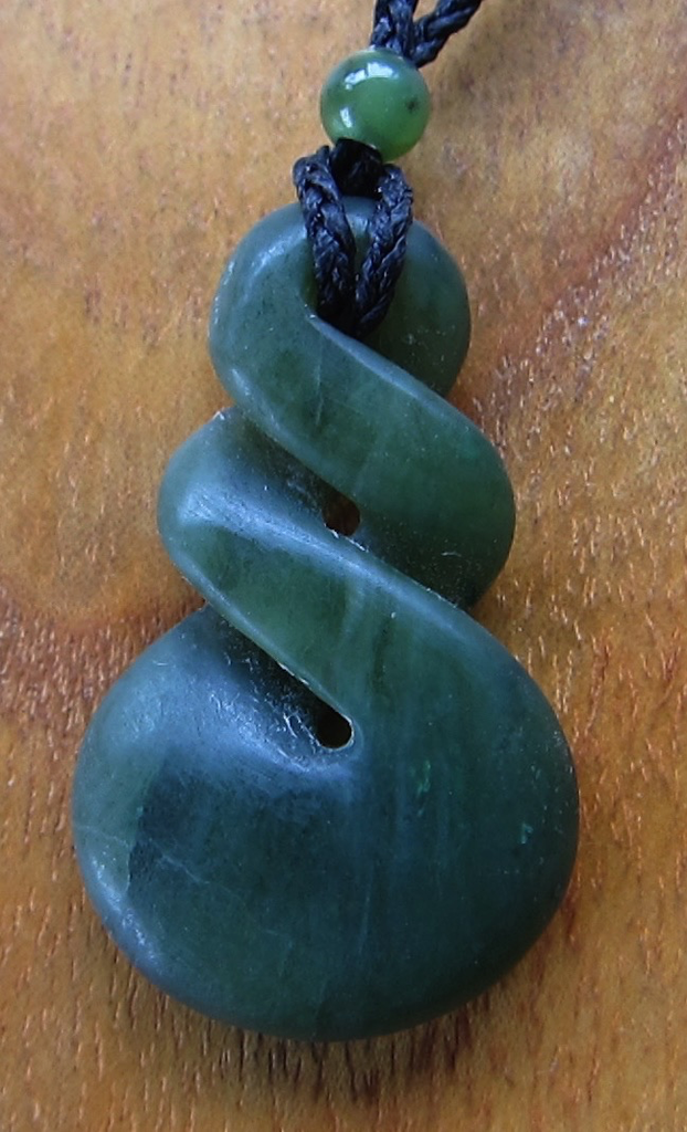 JADE DOUBLE TWIST