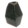 ABSTRACT JADE PIECE W/ REMOVED CORE SAMPLE