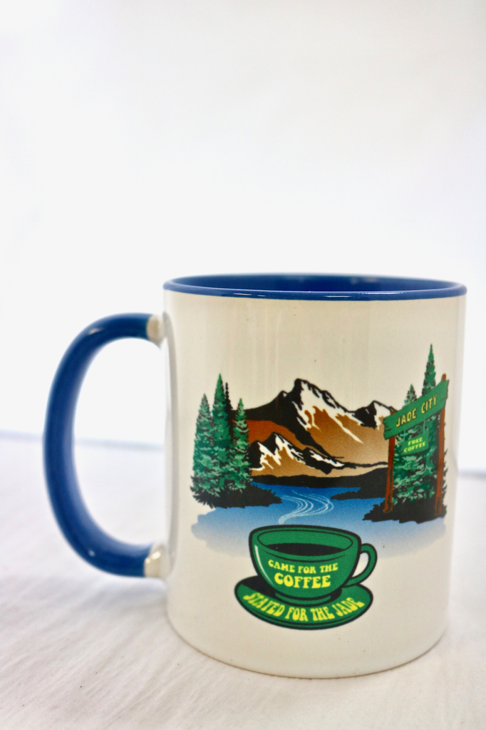 CASSIAR COFFEE MUG