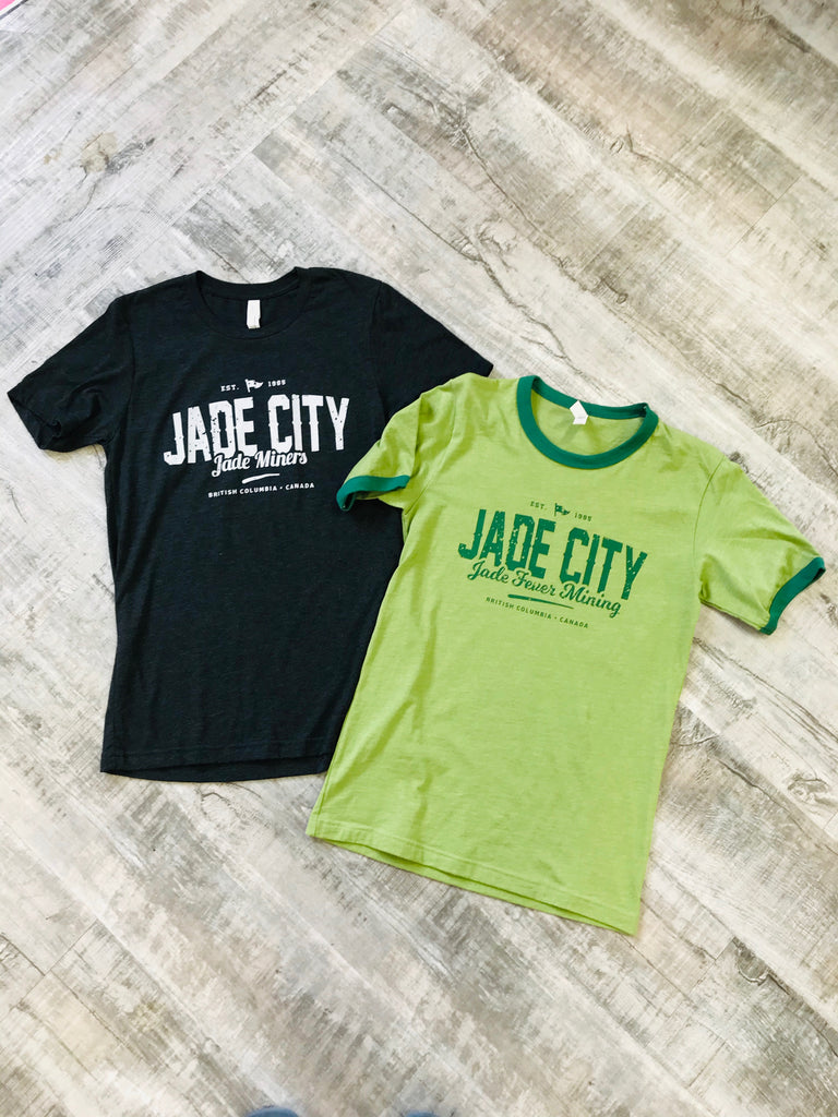 Jade City Jade Miners T-shirt