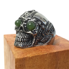HELMET SKULL RING