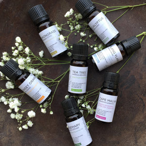 Essential Oils: Ancient Medicine
