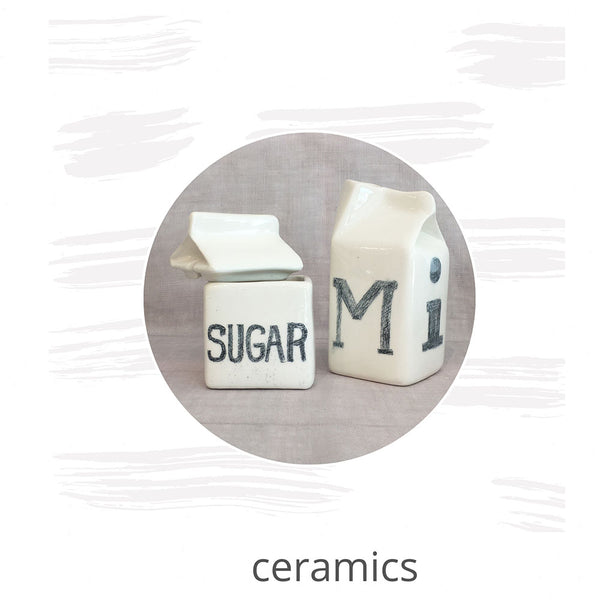 quirky functional ceramics