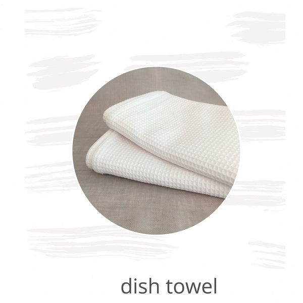 handcrafted tea towels