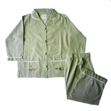 green monkey business pants set
