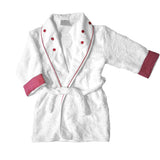 pink ladybirds robe