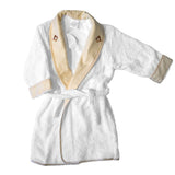 yellow monkey business robe