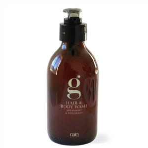 g-range: all-in-one hair and body wash