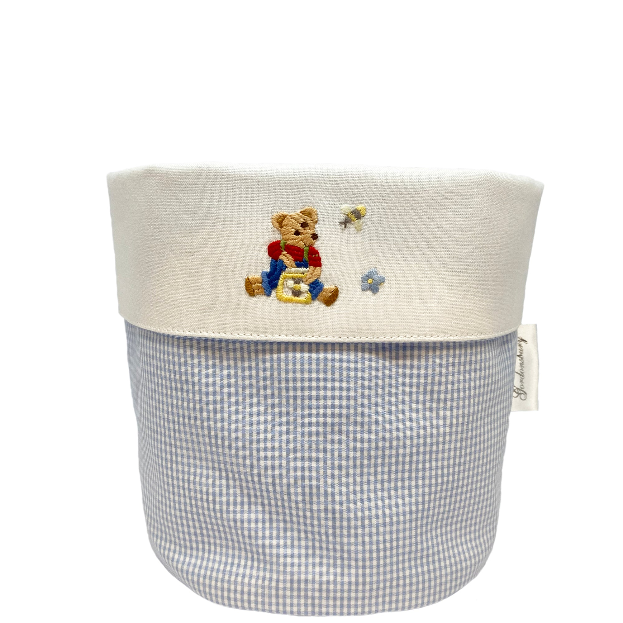 baby vanity holders with teddy bear