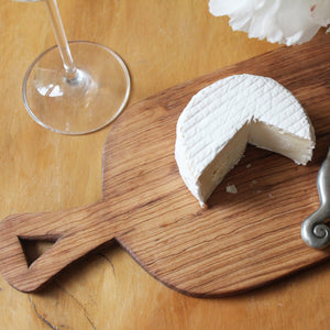 wild olivewood cheese board
