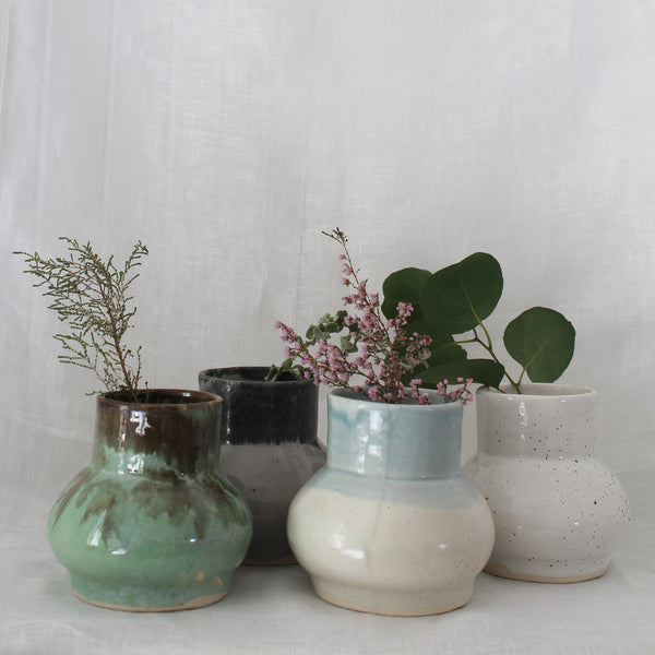 ceramic vase ideal for flowers