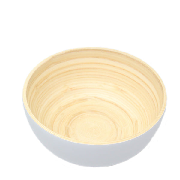 sustainable, eco-friendly and fair trade bamboo bowl