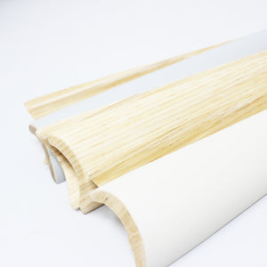 sustainable, eco-friendly and fair trade bamboo salad sever