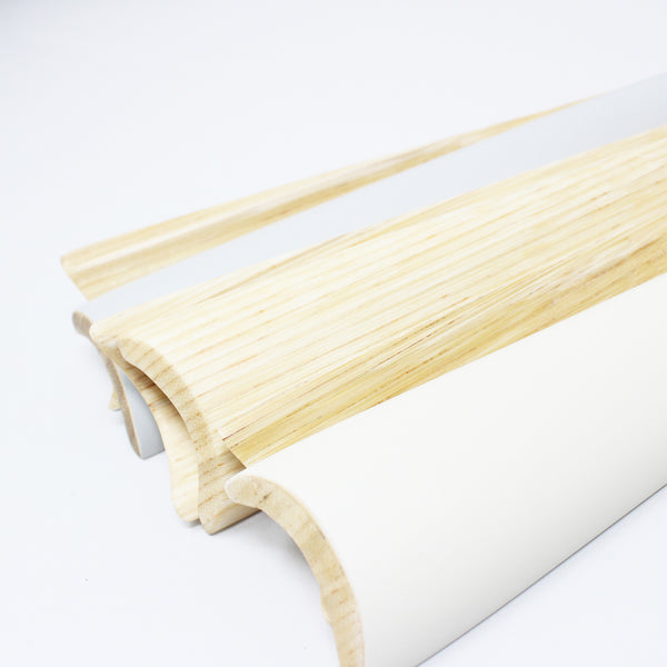 sustainable, eco-friendly and fair trade bamboo salad server