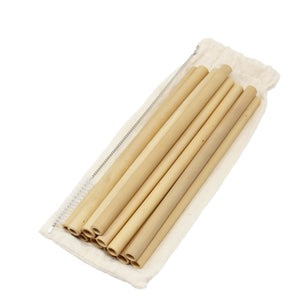 sustainable, eco-friendly and fair trade bamboo straw