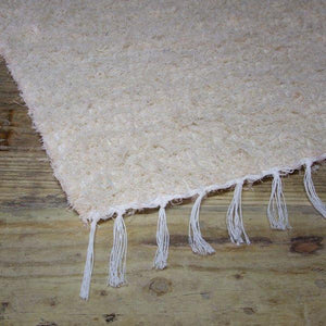cotton bathroom rug