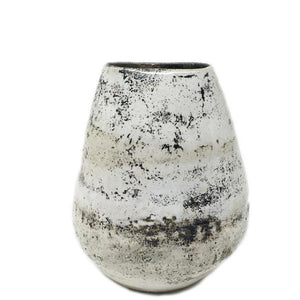 zen raku pot cream