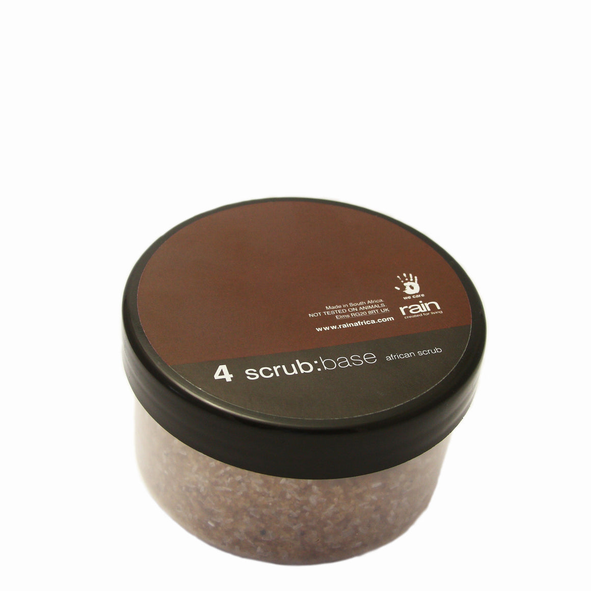 sugar scrub base