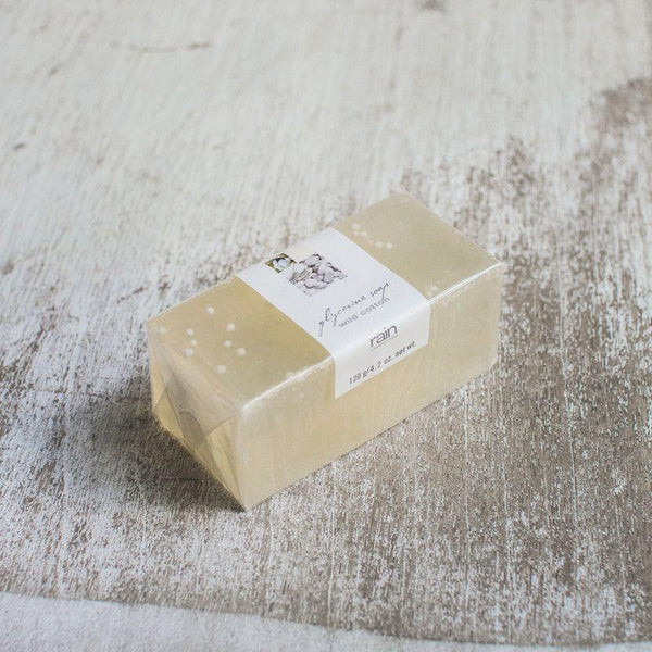 wild cotton glycerine soap