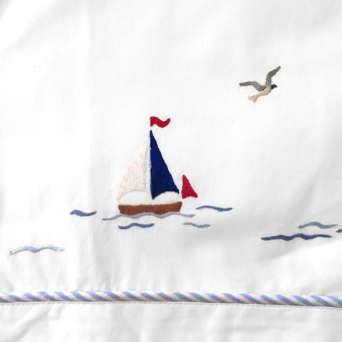 Gordonsbury sailing away design