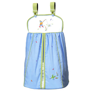 diaper stacker froggy pond