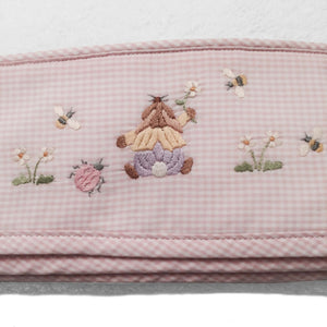 terry bath towel - nursery time
