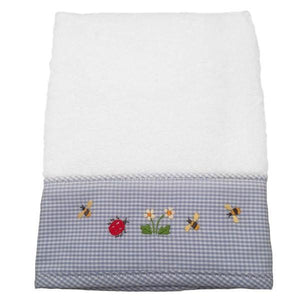 nursery time guest towel