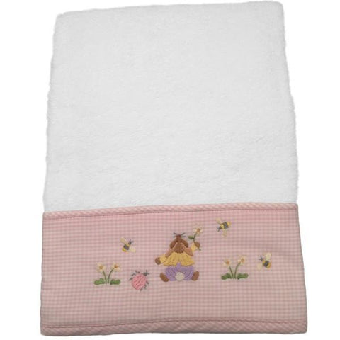 terry hand towel - nursery time