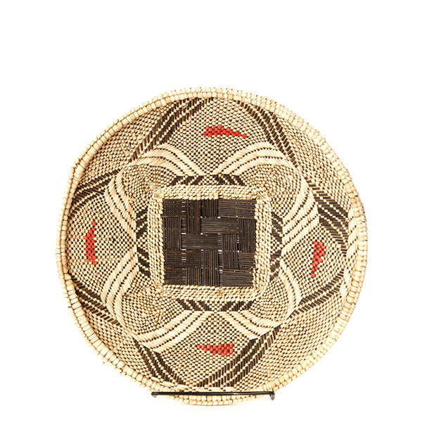 traditional tonga winnowing basket