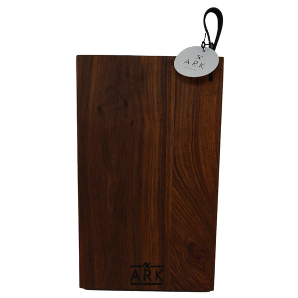 reclaimed wood serving & cutting board - large