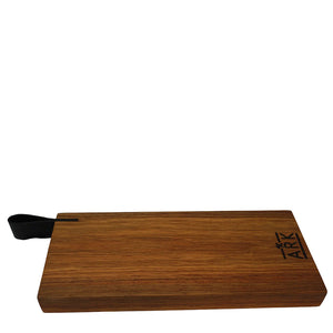 reclaimed wood serving & cutting board - medium