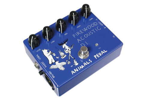Animals Pedal Firewood Acoustic DI Demo