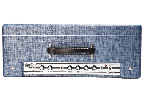 Supro 1624T Dual-Tone Combo Amp