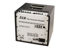AER 60W Acoustic Combo Amplifier 2 Channel w/ 1x8 Speaker/ Batt Powered