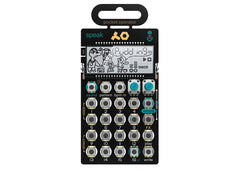 Teenage Engineering PO-35 Speak Vocal Synthesizer And Sequencer - 010AS035