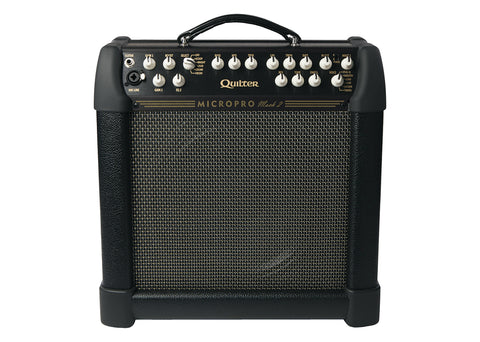 "Quilter MicroPro Mach 2 Combo with 12"" Classic Lead 80"