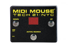 TECH 21 Midi Mouse Demo
