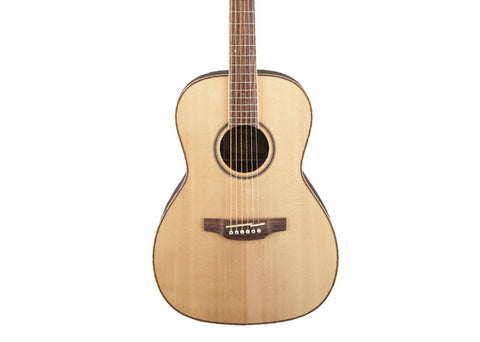 Takamine Parlor-Style Acoustic Guitar - Natural/Rosewood - GY93ENAT