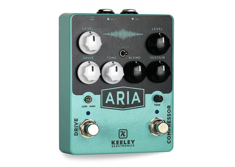 Keeley Electronics Aria Compressor Overdrive