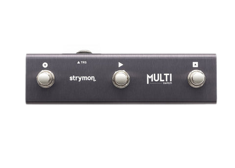 Strymon Mulitswitch Extended Control for TimeLine, BigSky, and Mobius
