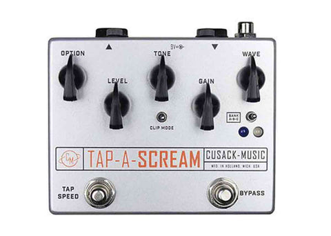 Cusack Music Tap-A-Scream Overdrive