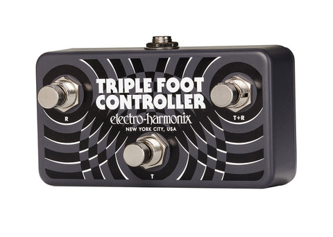 Electro-Harmonix Triple Foot Controller Remote Foot Switch