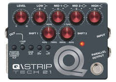 Tech 21 Q\Strip EQ + Preamp Gently Used