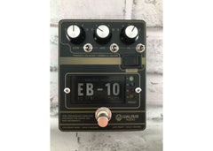 Walrus Audio EB-10 Preamp EQ Boost Matte Black Gently Used